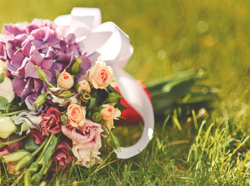 seasonal flower bouquest